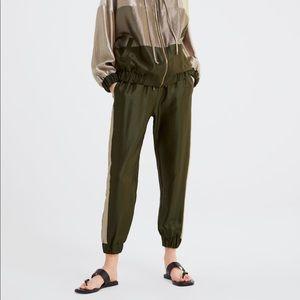 Zara Jogger Pants
